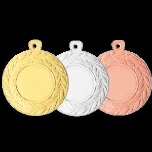 Medailles ijzer Ø45mm