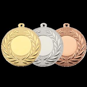 Medailles ijzer Ø50mm