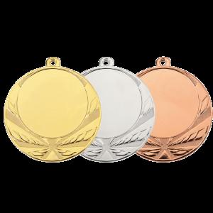 Medailles ijzer Ø70mm