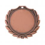 Medailles Bronskleurig medaille 70 mm